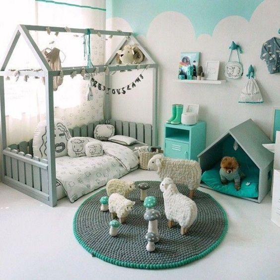 mẫu phòng ngủ trẻ em đẹp
