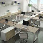 Bàn Hòa Phát chân sắt: Sự lựa chọn hoàn hảo cho văn phòng làm việc