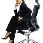 Cách điều chỉnh ghế xoay hòa phát: cách nâng ghế, hạ ghế và ngả ghế đúng