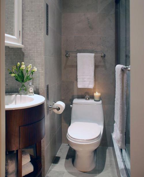 phòng tắm đẹp diện tích nhỏ