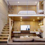 Khám phá +20 mẫu thiết kế nhà nhỏ có gác lửng đẹp nhất