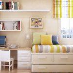 Mẹo thiết kế phòng ngủ nhỏ đẹp: 20+ xu hướng thiết kế nội thất phòng ngủ nhỏ năm 2019