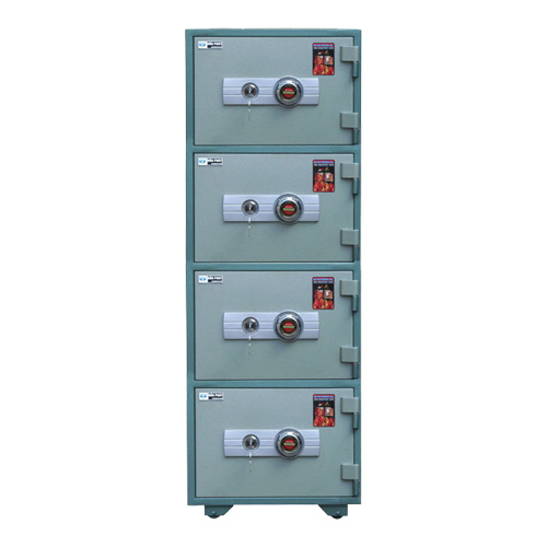 Két sắt chống cháy 4 tầng KS50T4
