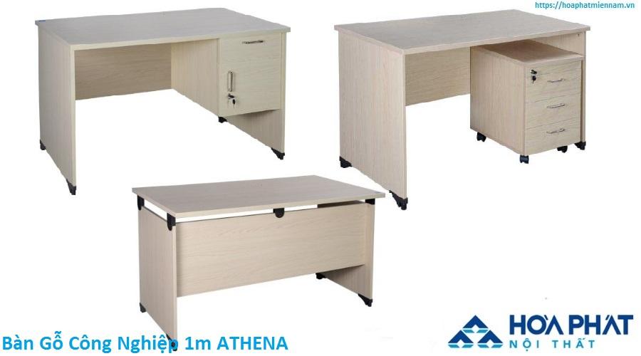 Bàn văn phòng 1m ATHENA
