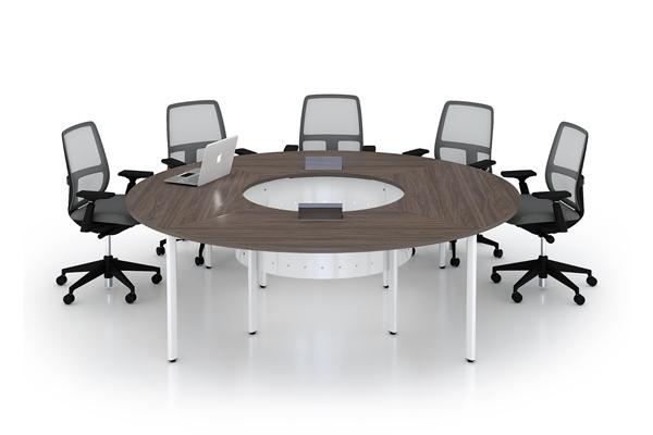 báo giá bàn ghế phòng họp 8 người