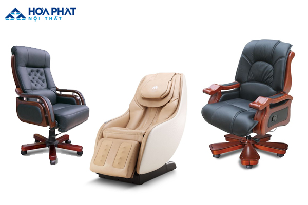 ghế giám đốc massage