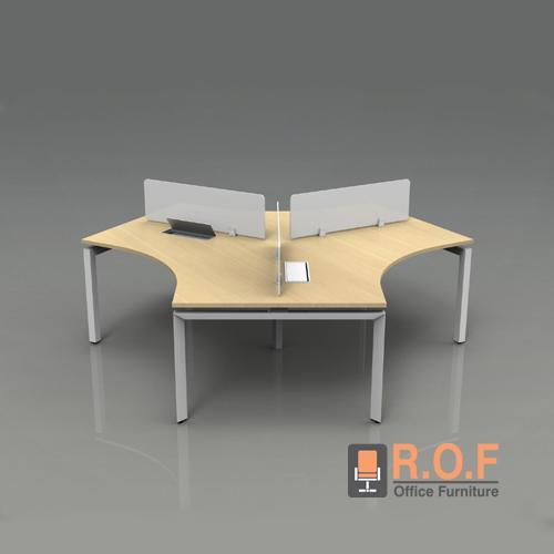 Cụm bàn làm việc ROF Star RST110C12