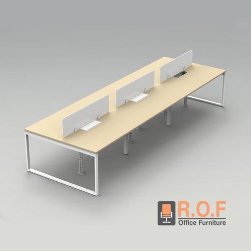 Cụm bàn 6 người ROF Platform RPL360-6
