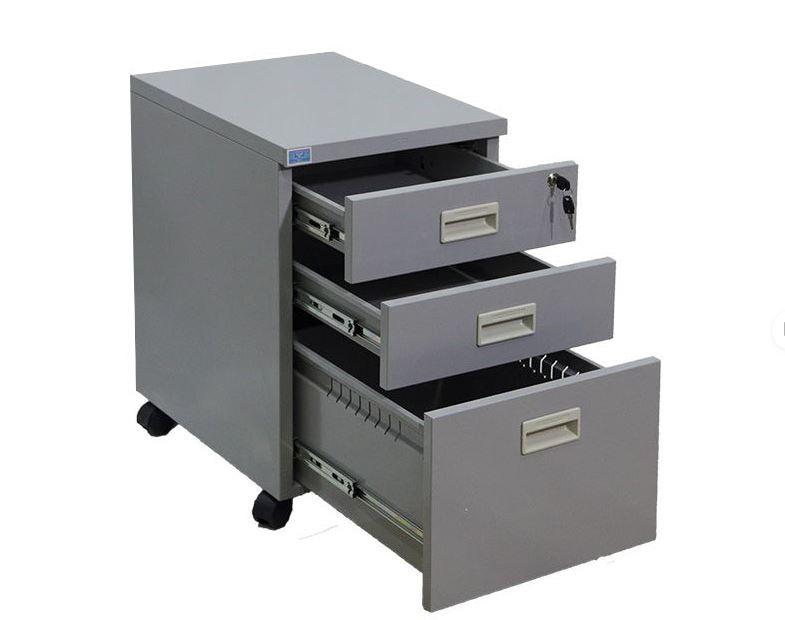 Hộc tủ sắt mang đến sự tiện lợi với thiết kế vô cùng nhỏ gọn