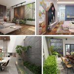 Không gian xanh nhà nhỏ: bí quyết tạo nên một căn nhà đẹp
