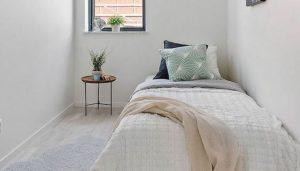 thiết kế phòng ngủ 2m2