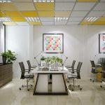 Nội thất văn phòng hiện đại: xu hướng thiết kế cho năm 2019