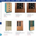 Ưu điểm của tủ đựng hồ sơ bằng gỗ ép