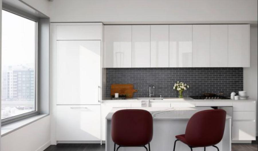 Thiết kế tủ bếp theo yêu cầu