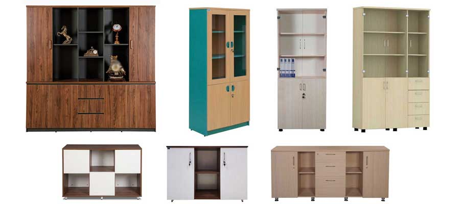 tủ gỗ công nghiệp hòa phát