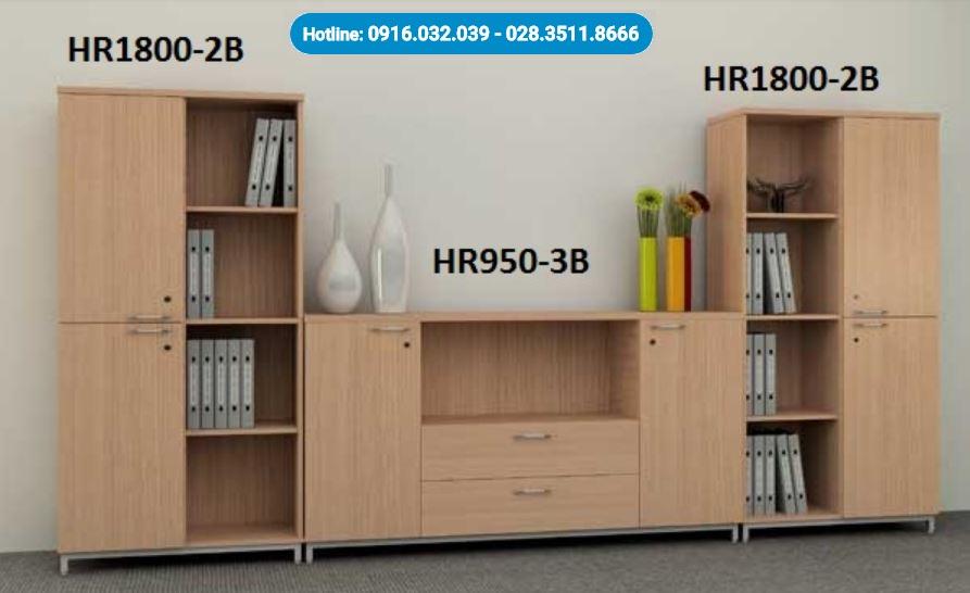 Chất liệu tủ gỗ đựng tài liệu cũng đa dạng