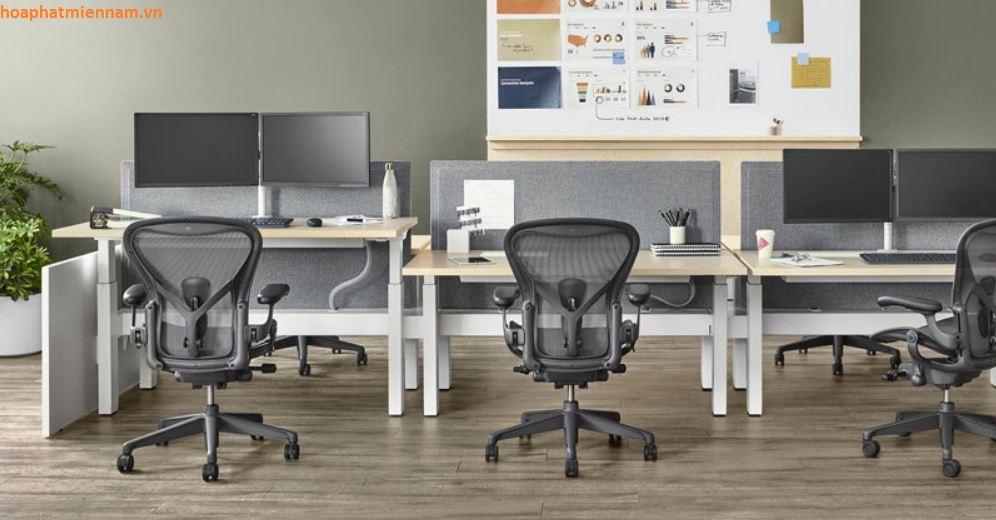 Cách bài trí bàn ghế cho phòng nhiều thành viên