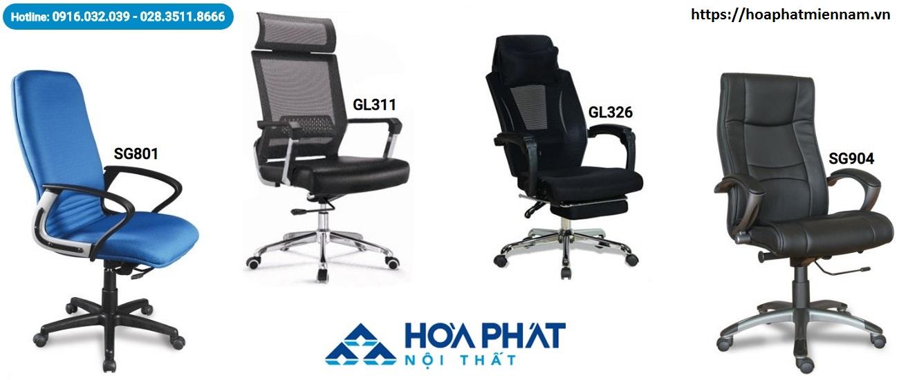 Trong môi trường văn phòng không thể thiếu những chiếc ghế vi tính