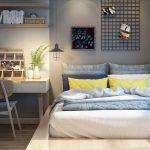 Thiết kế phòng ngủ đẹp như mơ với 6 ý tưởng độc đáo