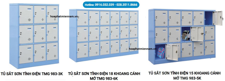 Giá thành phải chăng giúp sản phẩm tủ locker Hòa Phát thanh lý trở nên dể tiếp cận đến nhiều đối tượng khách hàng