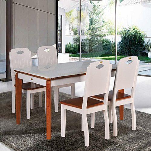 Bộ bàn ăn 4 ghế BA503B - GA503