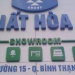 Đại lý Hòa Phát tại TPHCM