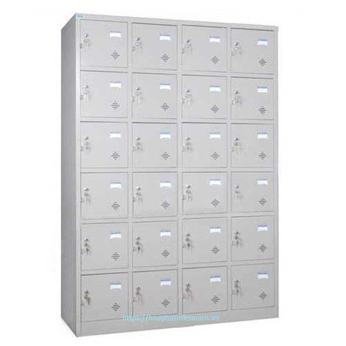 Tủ sắt Locker 24 ngăn TU986-4K