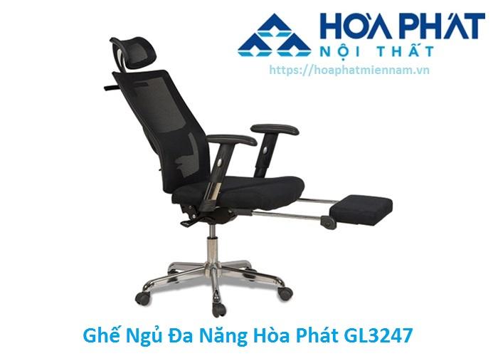 Ghế ngã lưng văn phòng GL327