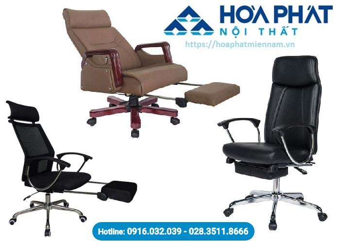 Dòng sản phẩm ghế ngủ đa năng Hòa Phát hiện đại 2019