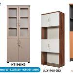 50 mẫu tủ đựng sách Hòa Phát giá rẻ mới nhất 2020