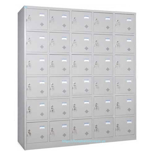 tủ locker 30 ngăn TU986-5K
