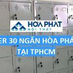 Tủ locker 30 ngăn Hòa Phát giá rẻ tại TPHCM