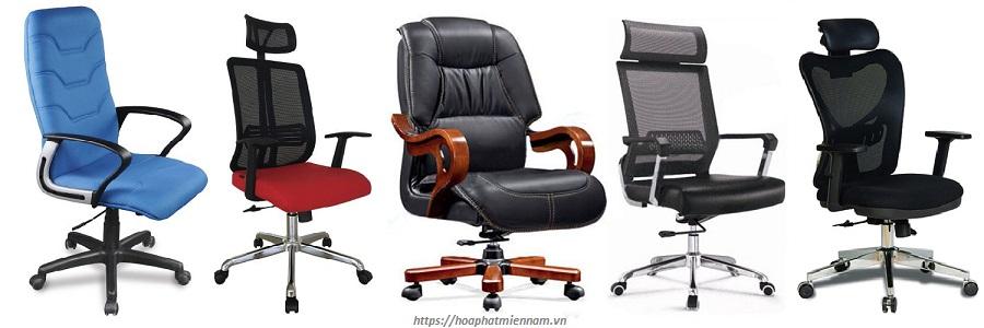 Bọc ghế văn phòng