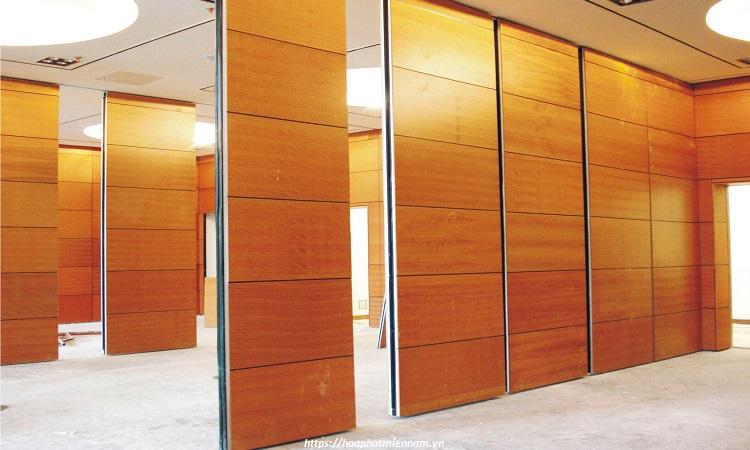 Không gian căn phòng linh động hơn với loại vách ngăn di động