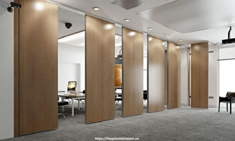 Tường trần tốt sẻ giúp nâng đỡ những tấm vách ngăn hiệu quả hơn