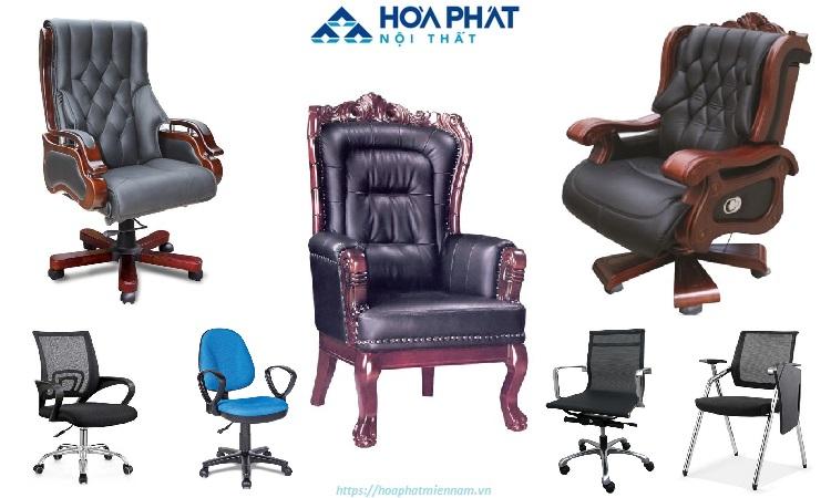 Mua bàn ghế tại công ty Hoà Phát giá ưu đãi