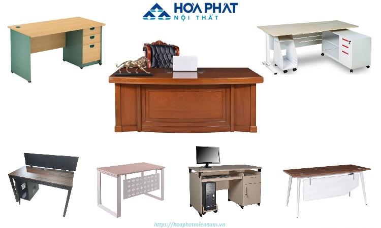 Hòa Phát luôn cung cấp đa dạng các bộ bàn ghế văn phòng