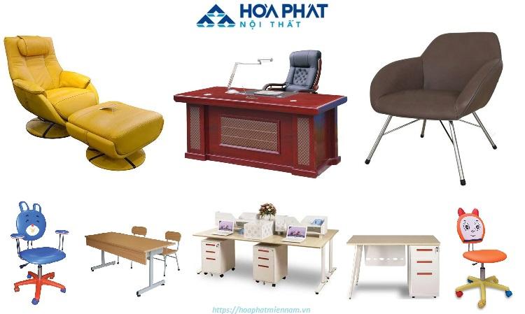 Vì sao nên chọn Hòa Phát để mua bàn ghế văn phòng?