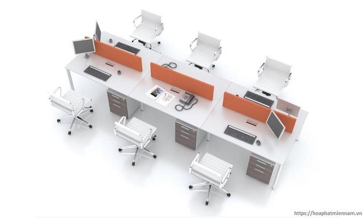Mẫu bàn module hiện đại