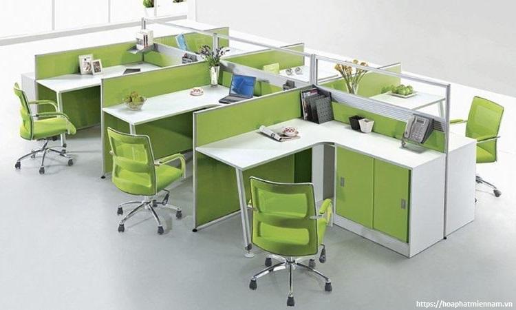 Thiết kế hiện đại cho văn phòng truyền thống