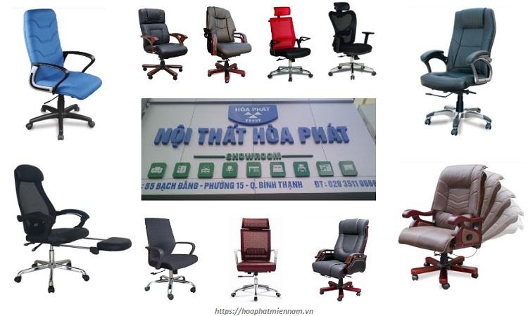 Nội Thất Hòa Phát chuyên cung cấp các sản phẩm ghế văn phòng cao cấp giá rẻ cho người tiêu dùng