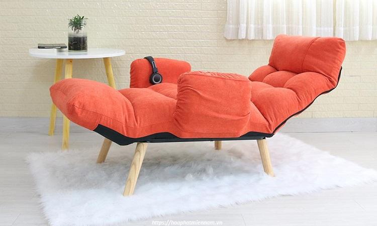 Mẫu ghế ngủ liền gác chân