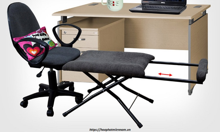 Ghế ngủ - giải pháp cho giấc ngủ trưa tại văn phòng.