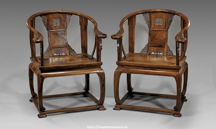 Bàn ghế gỗ phong cách Trung Hoa Xưa