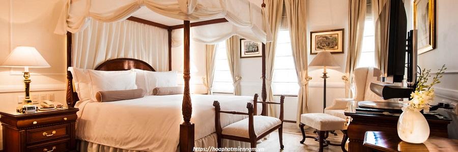 Phòng ngủ cổ trang Trung Quốc