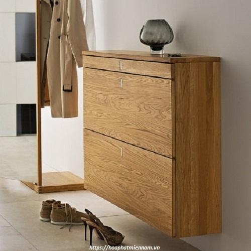 Tủ giày gỗ 06