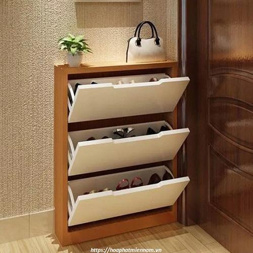 Tủ giày gỗ 09