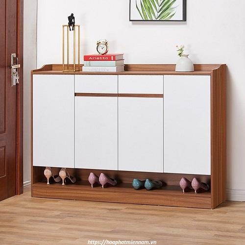 Tủ giày gỗ 11