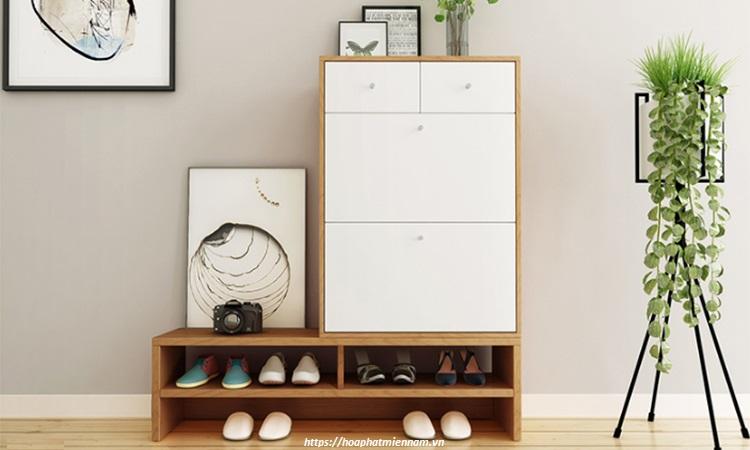 Tủ giày dép thông minh - Tô nét sang trọng cho ngôi nhà