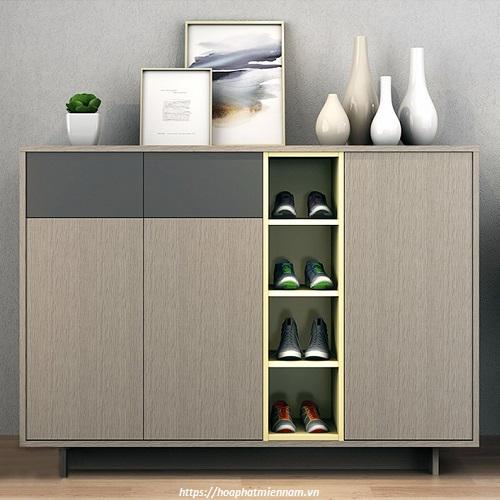 Tủ giày gỗ 20